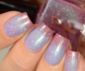 color, estilo, and uñas postizas image