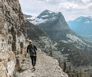 adventure, hiking, and camping image