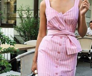 city, dress, and girl image