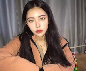 asian, ulzzang, and site model models image