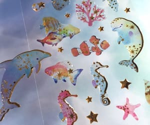 aquarium, tropical fish, and ocean world image