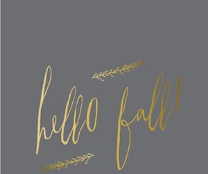 hello fall image