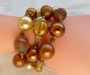 etsy, vintage bracelet, and vendome jewelry image