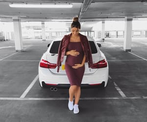 baby bump, dress, and goal image
