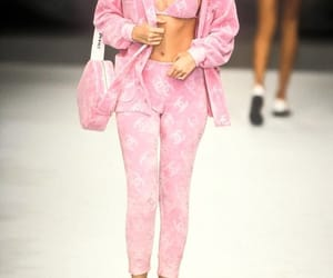 chanel, pink, and 90s image