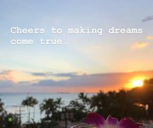 cheers, dreams, and good morning image