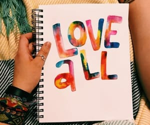 art, love, and quotes image