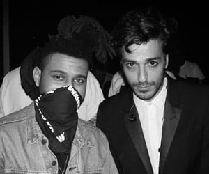 music, gesaffelstein, and the weeknd image
