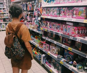 childhood, supermarket, and toys image
