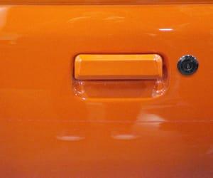 car and orange image