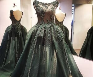 beauty, bride, and Couture image