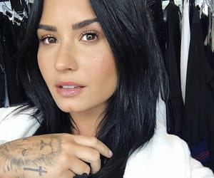 gorgeous and demi lovato image
