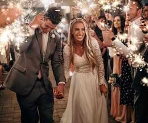 couple, married, and wedding image