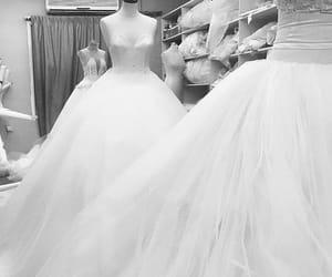 bride, classy, and fashion image