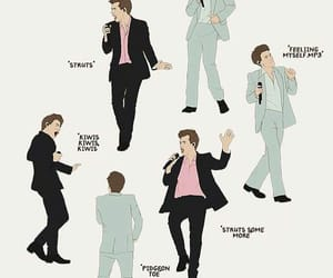 art, Harry Styles, and cute image