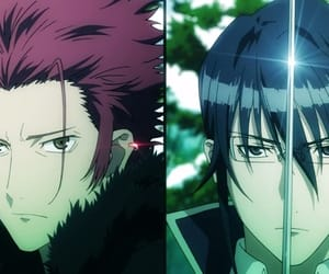 anime, k project, and suoh mikoto image