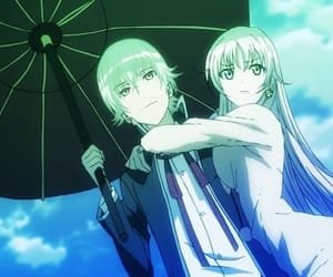 anime, bishounen, and k project image