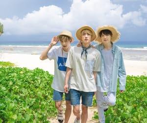 jin, seok jin, and rm image