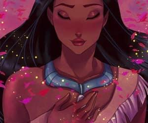 beauty, drawing, and princess image