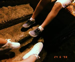 aesthetic, vans, and boy image