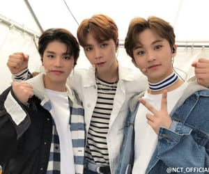 johnny, mark, and taeil image