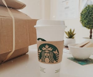 coffee, lover, and starbucks image