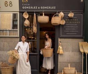 baskets, madrid, and storefront image