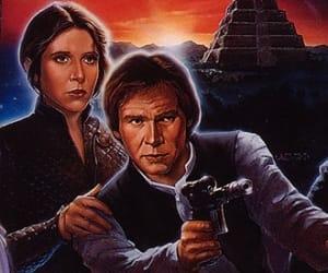 art, leia organa, and Princess Leia image