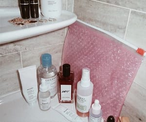 aesthetic, glossier, and skincare image