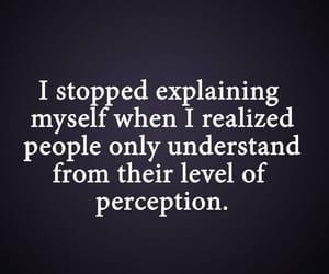 be yourself, explaining, and level image