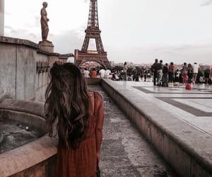 adventure, chic, and paris image