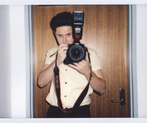 camera, photoshoot, and polaroid image