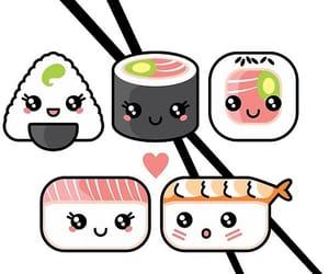 comida, dibujo, and divertido image