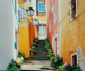 portugal, street, and city image