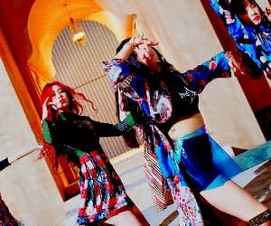 choreography, korean, and miyeon image