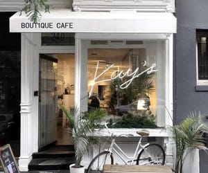 bakery, boutique, and cafe image