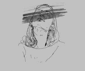 wallpaper, drawing, and art image