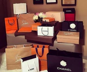 luxury, shopping, and girls image