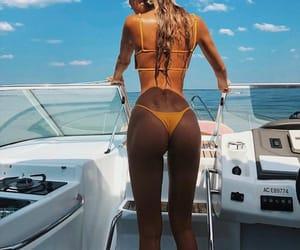 bikini, summer, and tropical image