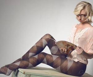 fashion, nylons, and ootd image