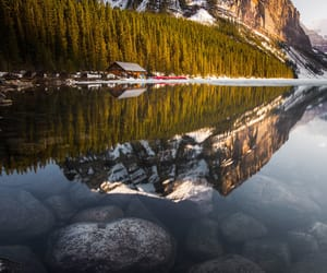 canada, landscape photography, and mountain image