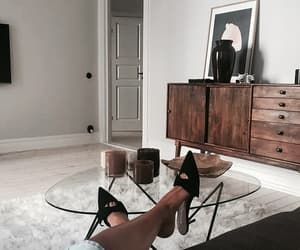 shoes, home, and decor image
