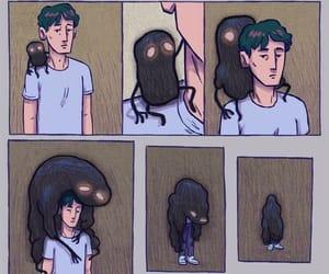 depressao, depression, and feelings image
