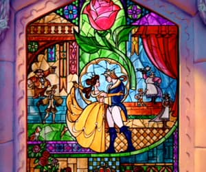 beauty and the beast, disney, and tumblr image