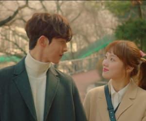 korea, love, and school image