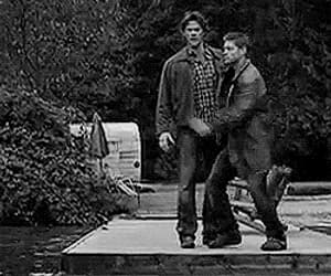 brothers, dean, and funny image