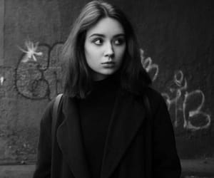 bh, black, and girl image