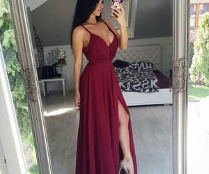 luxury, body, and dress image