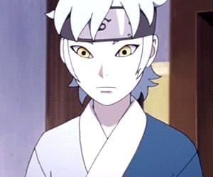 gif, mitsuki, and boruto image