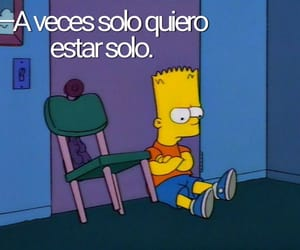 alone, frases tristes, and frases sad image